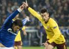 El Schalke salva un empate tras remontar ante el Arsenal