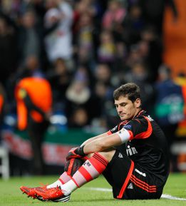 """Iker Casillas: """"No merecemos sufrir tanto en esta competición"""""""