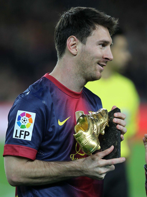 """Messi: """"Ronaldo es mi héroe"""""""