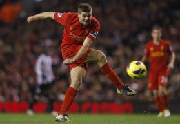Gerrard: &quot;Me gustara jugar para Mourinho, el &#039;Special One&#039;&quot;