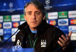 """Mancini: """"Todo ha acabado en la Liga de Campeones"""""""