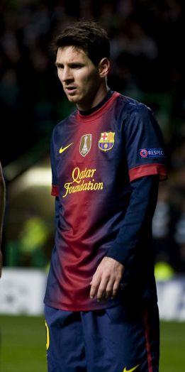 """Messi: """"Tuvieron suerte. Hicimos todo muy bien menos meterla"""""""
