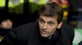 'No vi nada entre Messi y Villa. Estarían comentando una jugada'