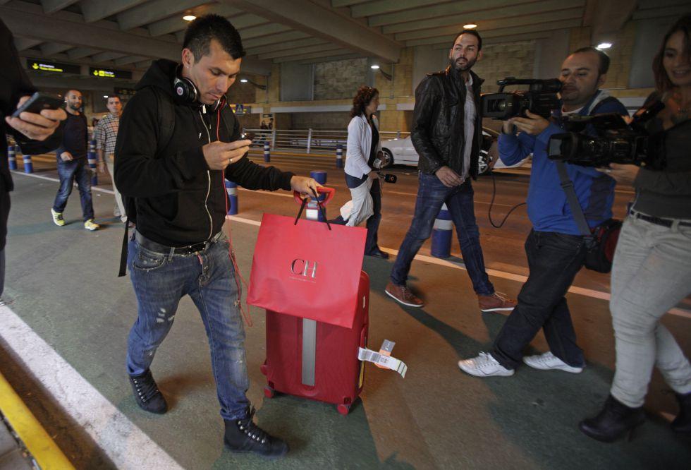 Gary Medel jugará con Chile cuatro días antes del derbi