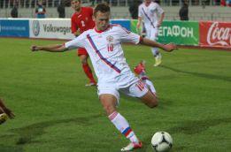 Denis Cheryshev se estrenará con la Rusia de Fabio Capello