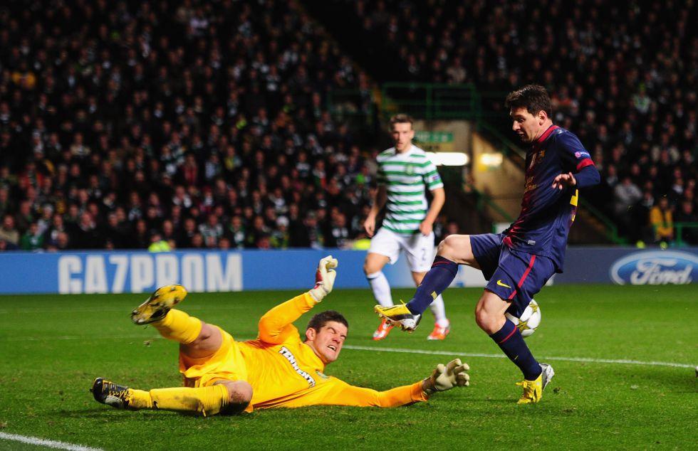 El Barcelona cae ante la física