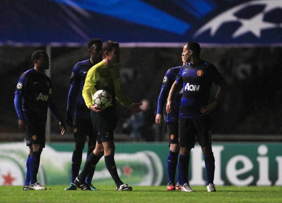 Gritos de la afición del United en favor de... ¡Cristiano Ronaldo!