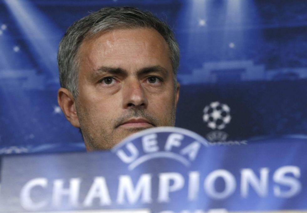 Mourinho será centenario en la Champions ante el City