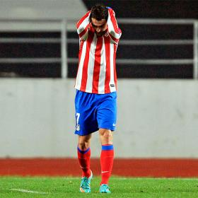 Atlético's winning run in Europe comes to an end in Coímbra