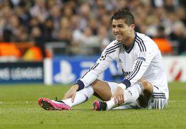 Cristiano Ronaldo será el nueve de urgencia este domingo