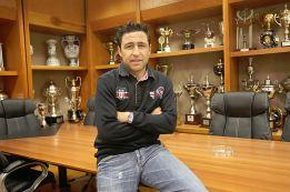 """Marcos: """"Larsson nos ayudará a mantenernos en Primera"""""""