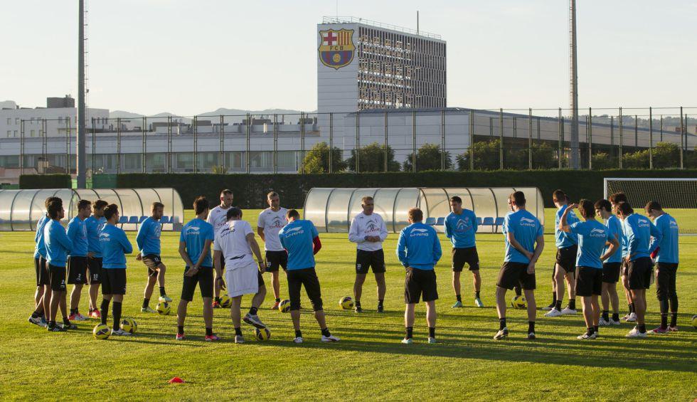 Los servicios médicos del Barça, distinguidos por la FIFA