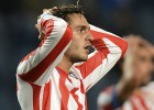 La racha del Atlético de Madrid termina en Coímbra