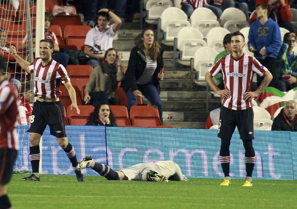 El Athletic confirma su fracaso europeo ante el Lyon