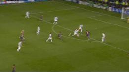 Leo Messi reprende de nuevo a Villa por no pasarle el balón
