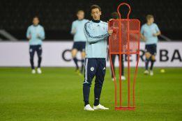 Özil, en la lista frente a Holanda
