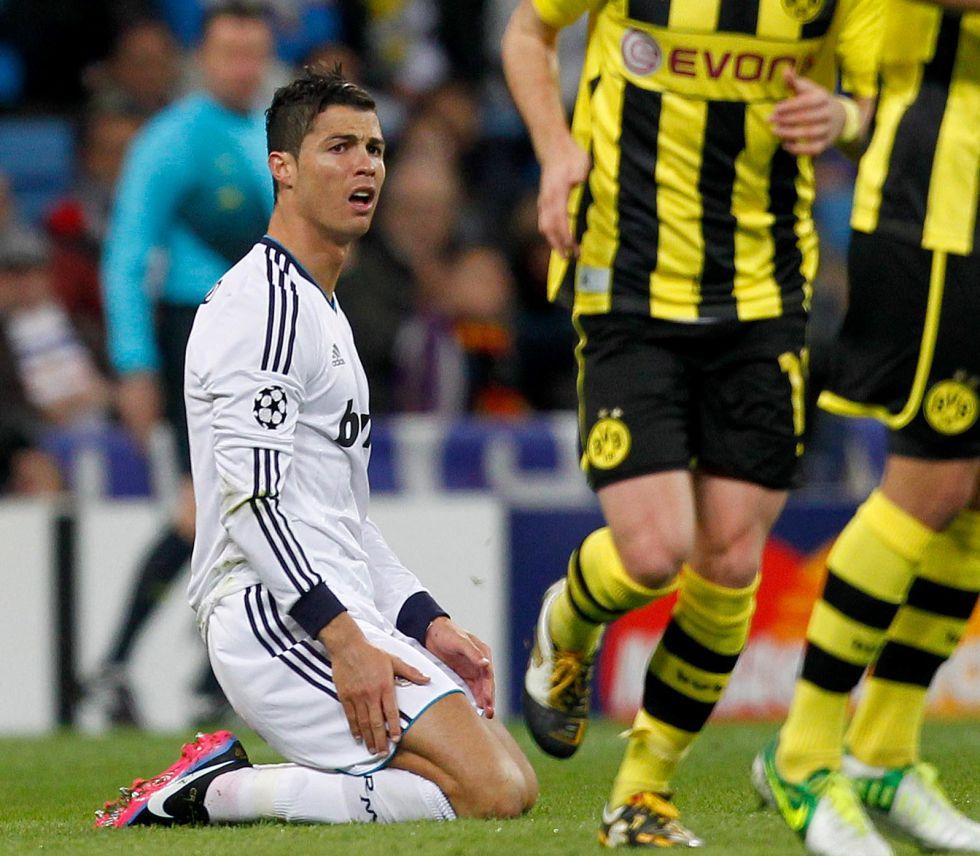 Sigue en el aire la mejora de contrato de Cristiano Ronaldo