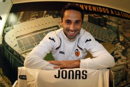 """Jonas: """"Lo pasé mal, para mí es bueno poder hacer goles"""""""