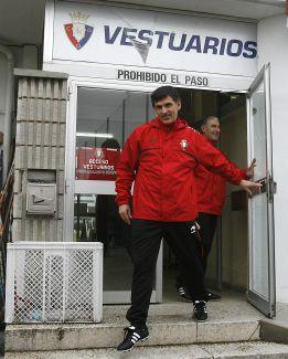 """Mendilibar: """"No firmamos para toda la vida en un equipo"""""""