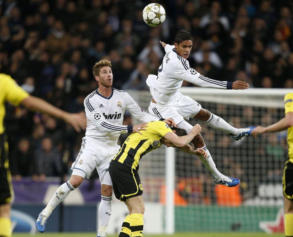 """Varane: """"Mourinho confía en mí y aprendo mucho con él"""""""