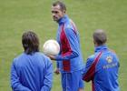 Gekas fue baja para preparar el duelo ante el Real Madrid
