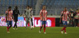 Sin que haya intensidad, el Atlético de Madrid es poco