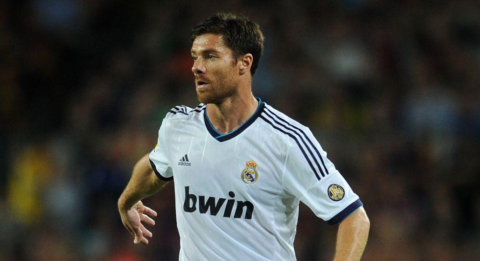 El Madrid tiene avanzada la renovación de Xabi Alonso
