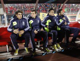 Morata: 720 minutos en la grada y 445 jugados con el Castilla