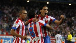 Atleti: sigue de favorito para ganar la Europa League