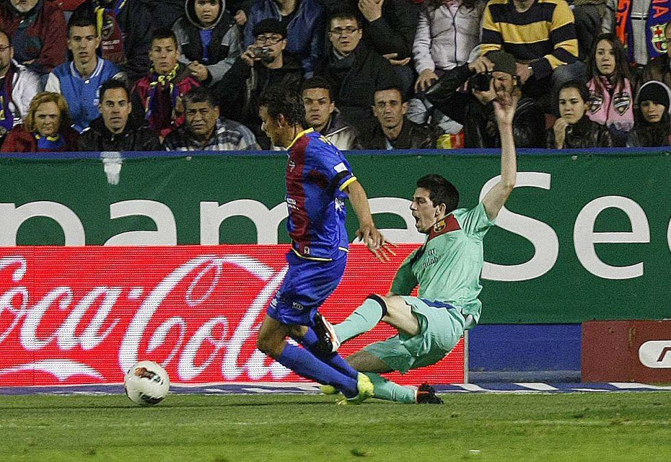 """""""Recuerdo cómo perdió en casa el Levante su último partido..."""""""