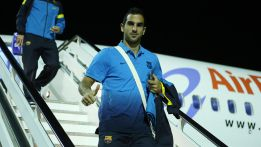 El Barça aterriza en Mallorca sin Puyol en la lista de convocados