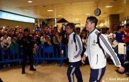 El Madrid llega a Valencia con Coentrao y Arbeloa en la lista