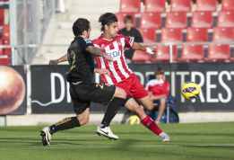 El Girona, intratable en casa, se mete de nuevo en ascenso