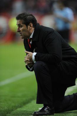 """Sandoval: """"Esto no puede pasar más, con el escudo no se gana"""""""