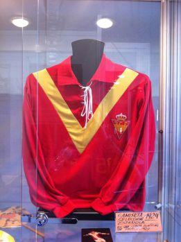 La nueva camiseta se inspira en un modelo de la Roja de 1924