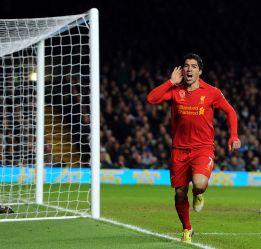 Luis Suárez distancia al Chelsea