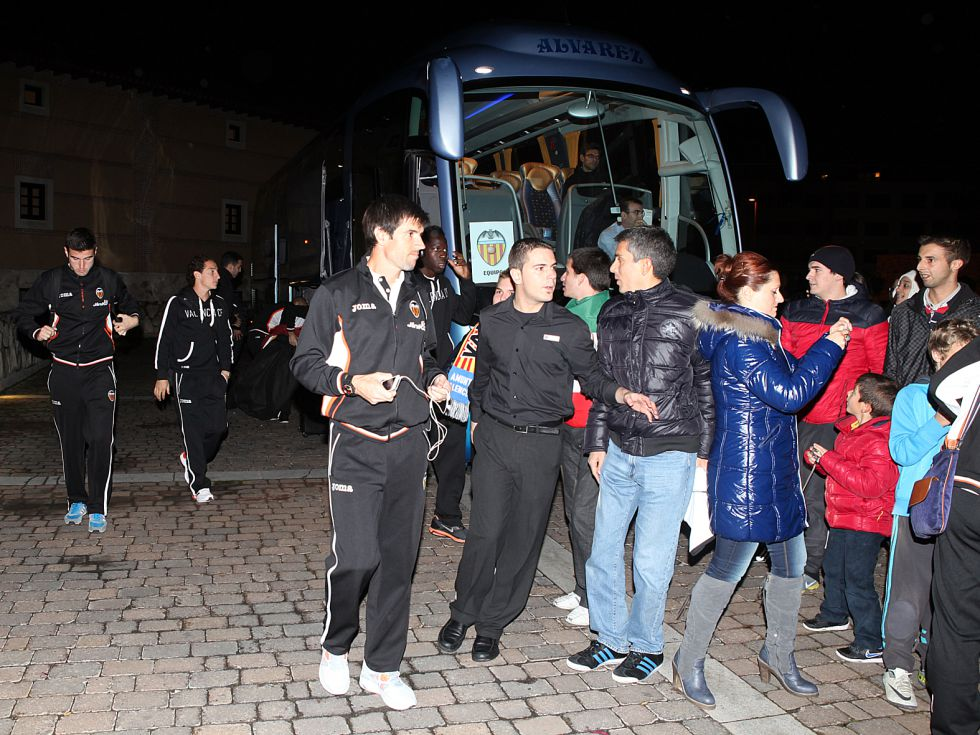 Djukic quiere prolongar la mala racha del Valencia a domicilio