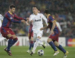 Cristiano se quejó por jugar de nueve en el Madrid y en Portugal