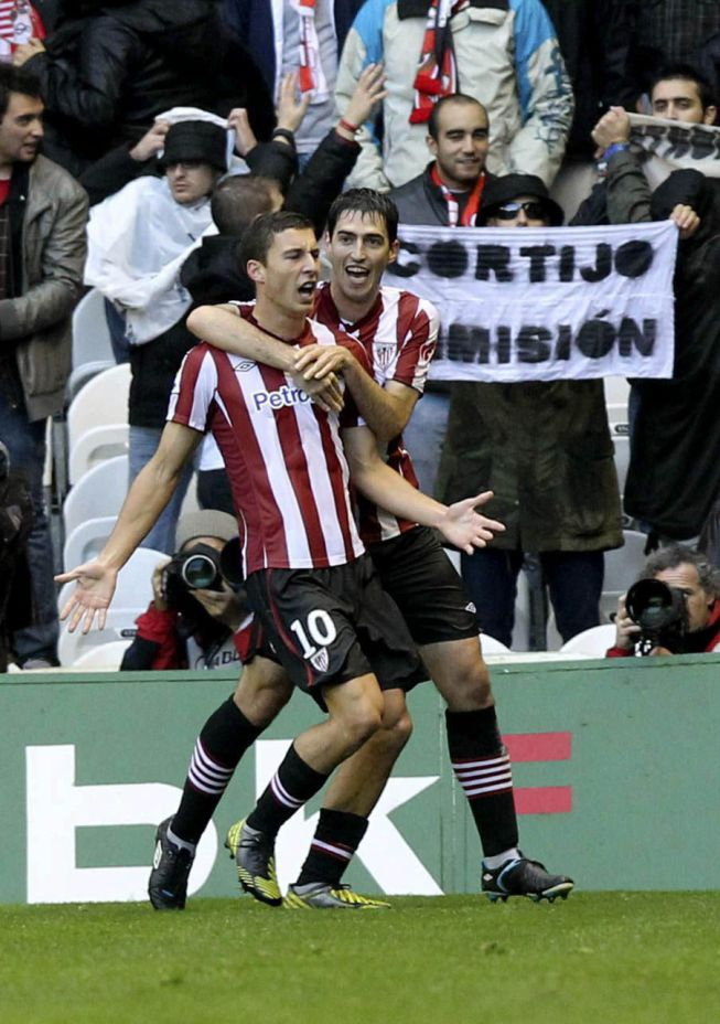 El Athletic se endereza en Liga