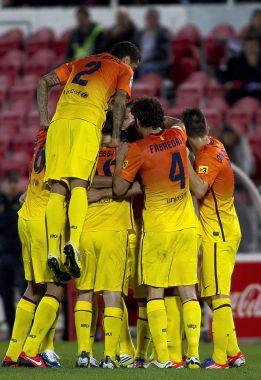 """Piqué: """"Al final hemos estado en tensión porque podían empatar"""""""