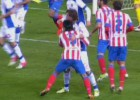 Penalti a Falcao no señalado y mano de Arda en el 2-0