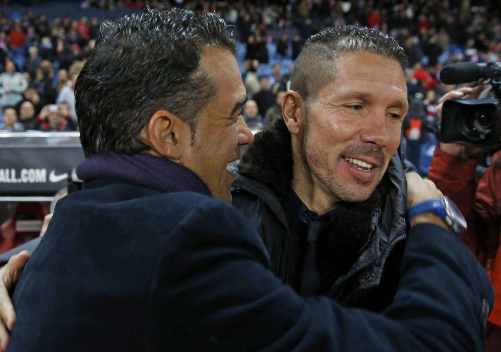 """Luis García: """"Me dicen que es mano, los árbitros se equivocan"""""""