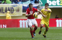 El Villarreal domin a un Murcia que encontr premio al final