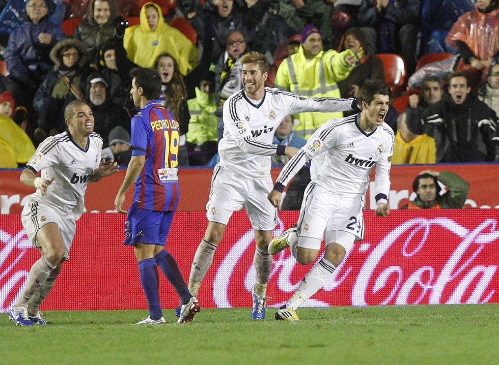 El Real Madrid defiende en un comunicado a sus jugadores