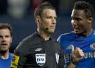 Cerrada la investigación del árbitro del Chelsea-United