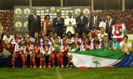 Jade se corona reina de África con Guinea Ecuatorial
