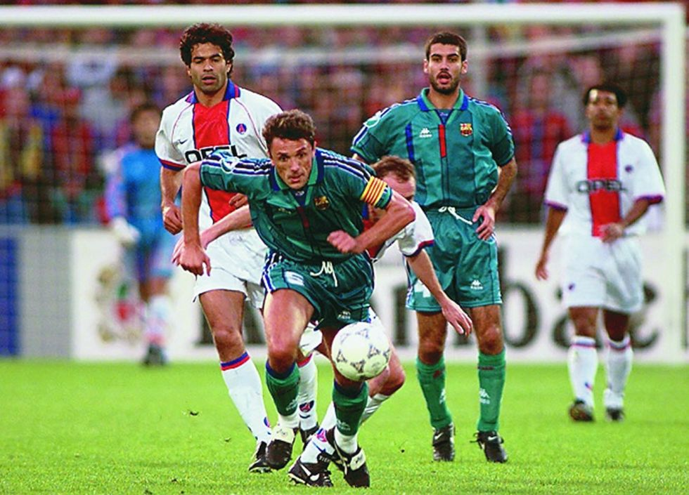El Barça no pagará la mediación para renovar a Pep en 1997