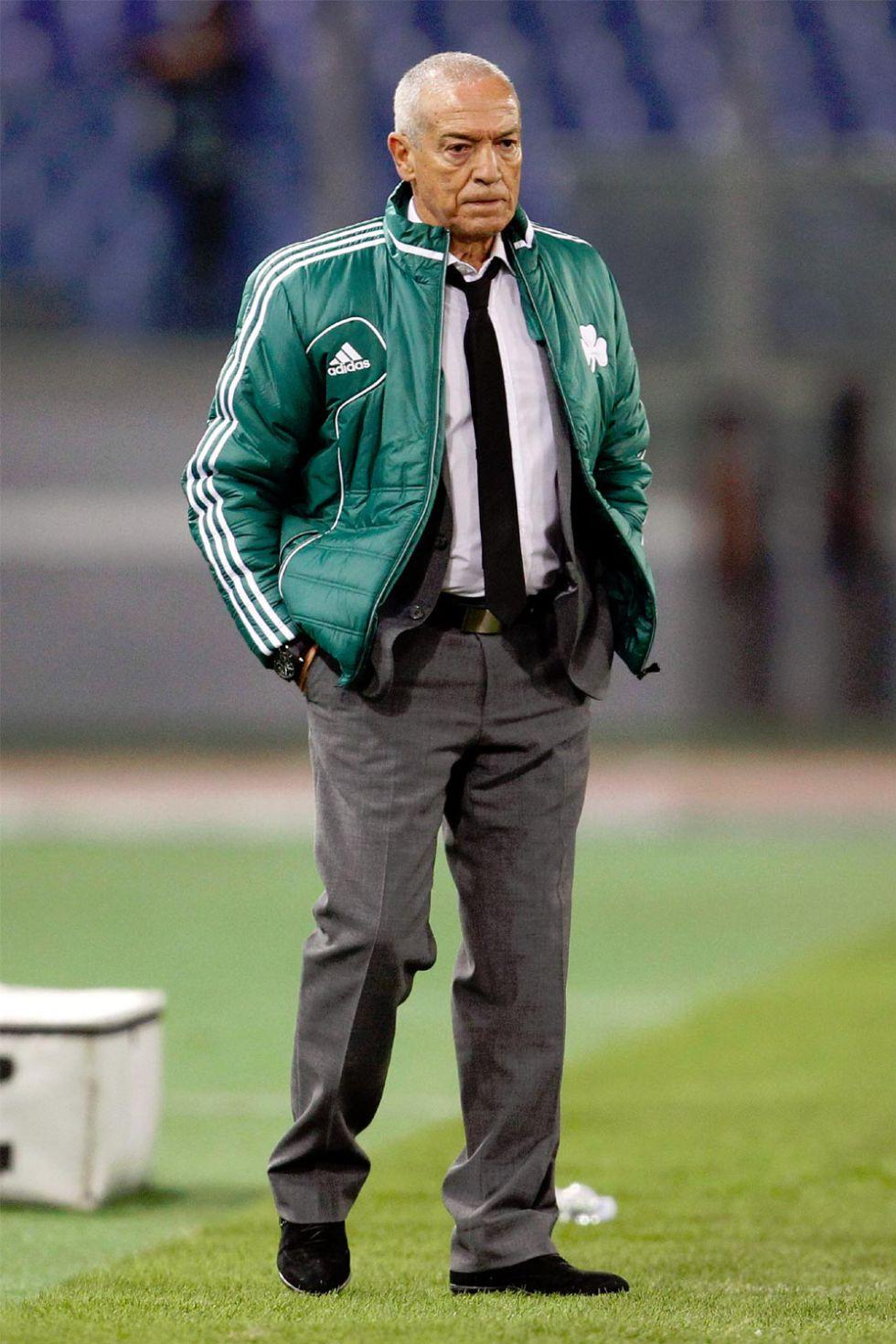 Jesualdo Ferreira, destituido como técnico del Panathinaikos