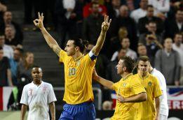 Ibrahimovic inaugura con cuatro goles el Friends Arena