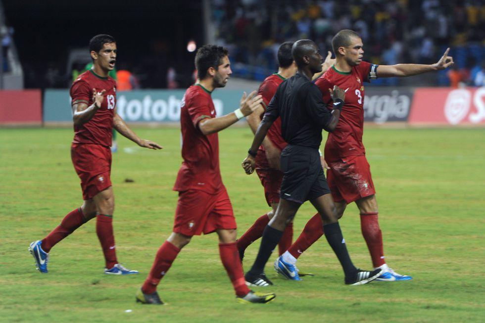 Portugal se pierde sin Cristiano
